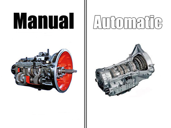 manual or automatic