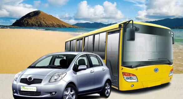 Rental Vs. Public Transport