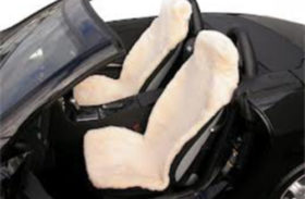 Sheepskin Vs. Fabric Seat Covers