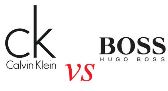 Calvin Klein vs Hugo Boss