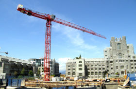 Mobile Or Fixed Crane