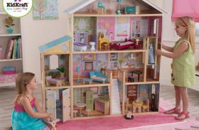 Disney or Kidkraft Girl Dollhouses