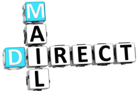 Direct Mail Services or E-mail Marketing