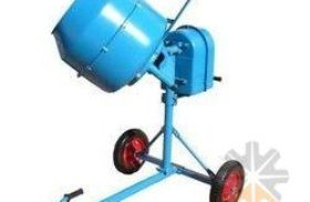 Battery Operated Or Electric Cement Mixer – Part 2