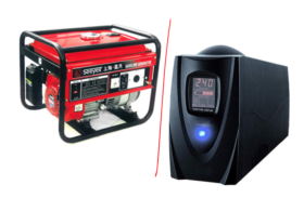 Uninterruptible Power Supply Or A Generator – Which Is Better?