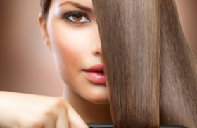 Hair Straightening – Flat Iron Or Chemical Treatment