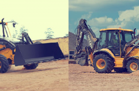 Volvo Backhoe Loaders: BL60B Vs. BL70B
