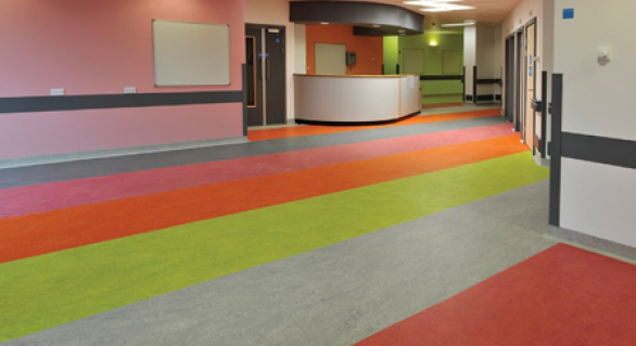 Vinyl Floor Or Linoleum Flooring