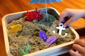Kinetic Sand or Play Dough – Which Is Better