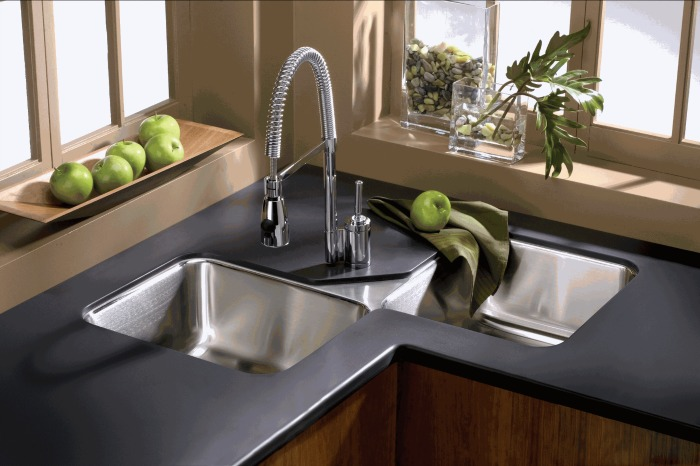 Choosing The Right Kitchen Sink Material: Pros Vs. Cons - Compare ...