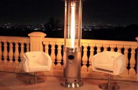 Gas vs Electric Cheap Patio Heaters