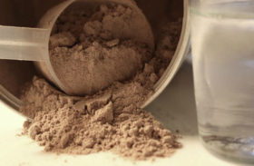 Soy Protein Vs. Whey Protein