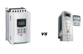 Choosing Between a Soft Starter and a Variable Frequency Drive