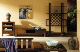 The Timeless Structure and Original Features of Oriental Furniture