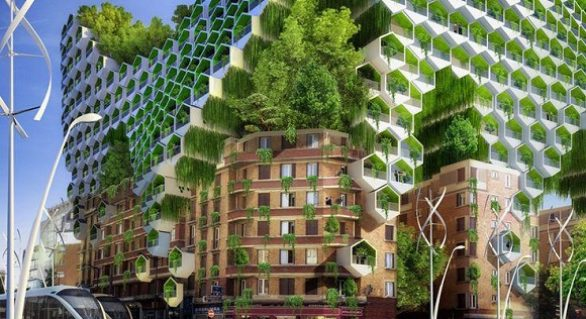 Space-age Gardening to Conquer Even the Harshest Environments