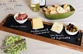 Amp Up Your Entertaining Game with Sleek and Stylish Serving Trays