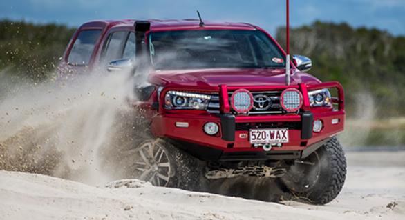 4WD or 2WD: What's the Difference?