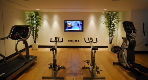 So You Wanna Get Fit: Home or Gym, What's It Gonna Be?