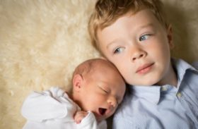 Raising your First vs. Your Second Baby: What is Different?