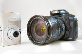 DSLR Vs Point and Shoot Camera – Which One to Choose?