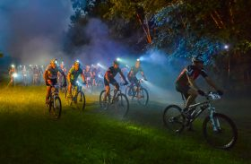 Head Torches Vs Front Bike Lights: A Biker's Sight at Night