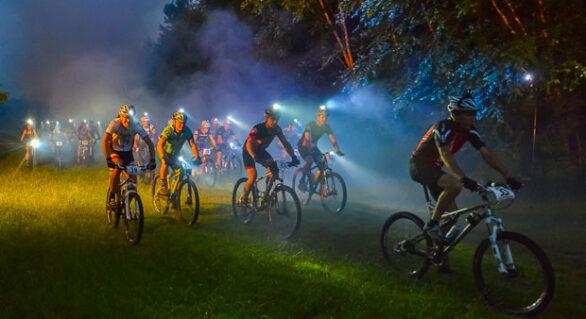 Head Torches Vs Front Bike Lights: A Biker's Sight at Night