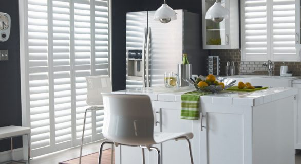 The Greater of Two Goods: Timber vs. PVC Shutters