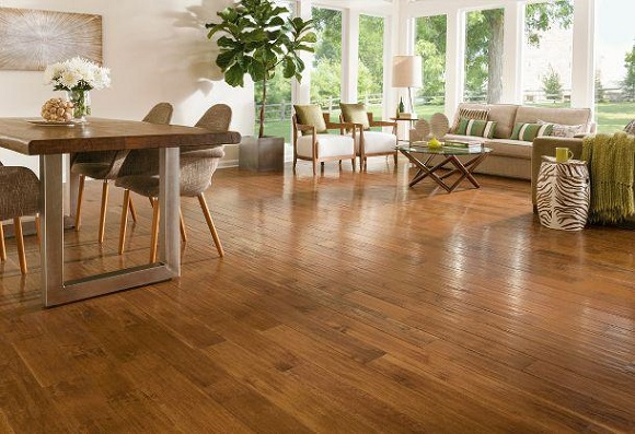 Oak Engineered Timber Flooring 3