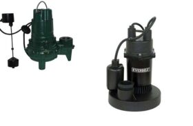 Sewage Pumps vs Sump Pumps: Which One Do You Need?