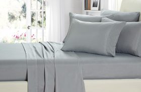 Bed Linen: Luxury Bamboo Sheets vs Egyptian cotton
