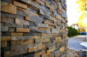 Wall Decor: Natural Stone Cladding Panels or Manufactured?