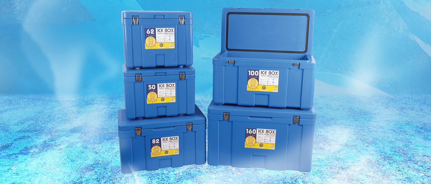 Keep Cool and Carry On: Polyethylene vs Fibreglass Ice Boxes