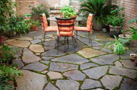 Outdoor Paving Dilemma: Porcelain or Natural Stone Tiles?