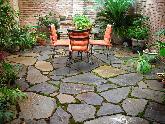 Outdoor Paving Natural Stone Compare Factory