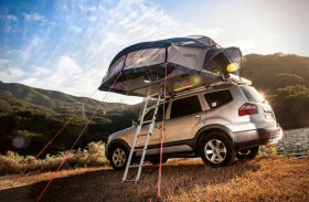 Rooftop Tents Vs. Ground Tents