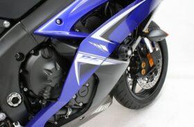 Motorcycle Crash Bars vs. Frame Sliders