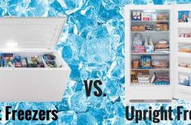 Chest Vs. Upright Commercial Freezers