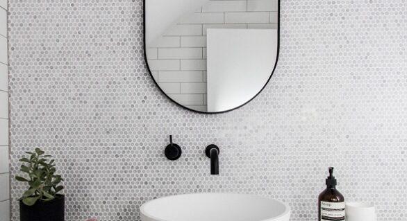 Design Dilemma: Sleek Bathroom Mirror Vs. Medicine Cabinet