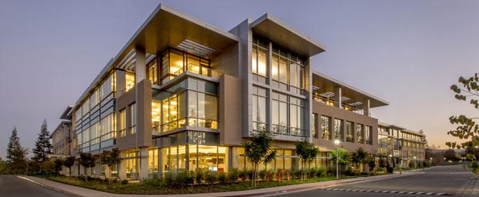 Modular Construction Office Buildings