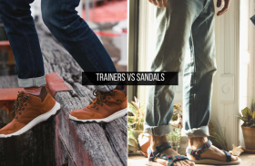 Trainers vs Sandals – What's the Better Choice for Walking?