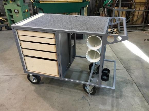 welding storage cabinet