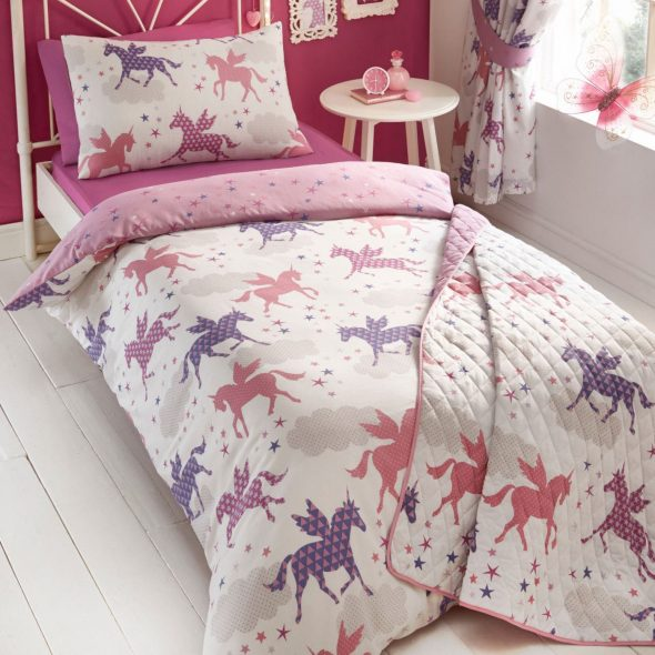 horse-riding-presents-Kids-Single-Bed-Quilt-Cover-Set