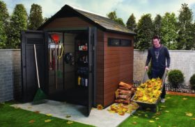 Metal Vs. Plastic Vs. Wood – Which Garden Shed Is Ideal for You?