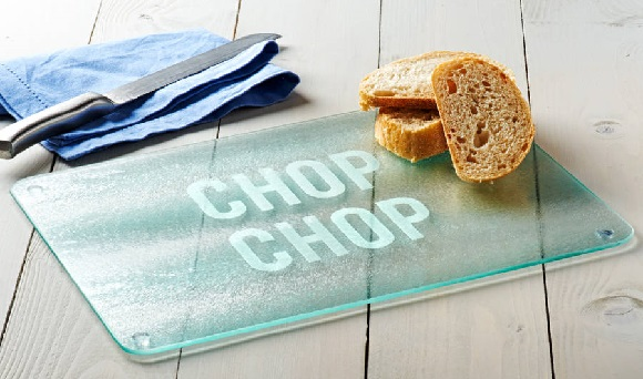 glass kitchen boards