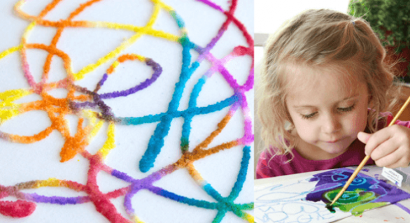 Arts and Crafts or Technology for Kids' Entertainment? Weighing Up the Benefits
