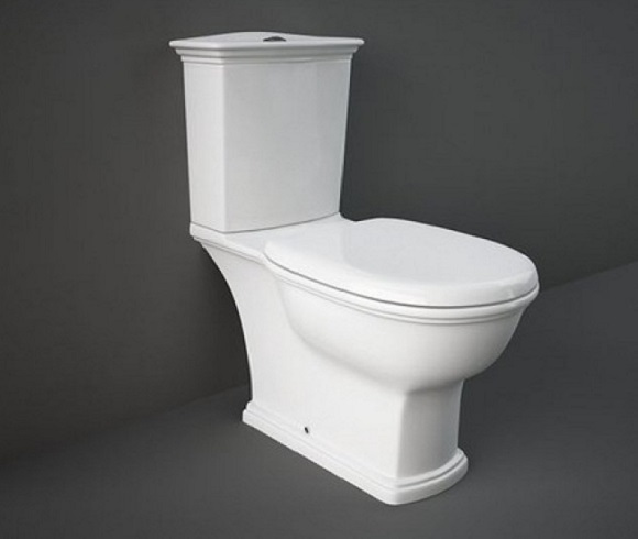 A Close Coupled Toilet Suite