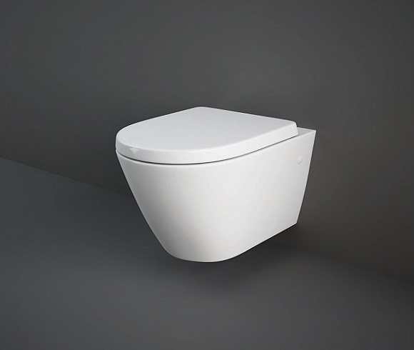 A Wall Hung Toilet Suite