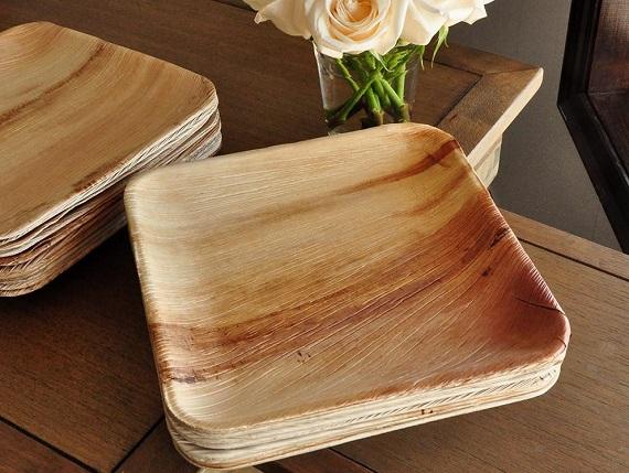 Palm Leaf Plates