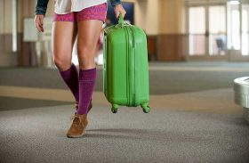 The Importance of Compression Socks for Travel & Comparing the Different Kinds