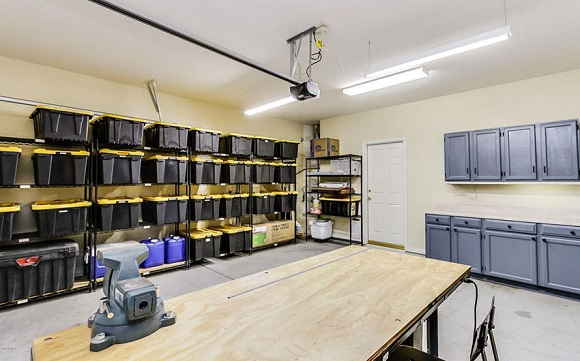 Organised vs Cluttered Garage or Workshop: Best Storage Solutions